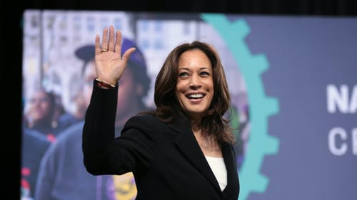 Vice President Kamala Harris is 1 of only 3 women throughout history to be nominated for vice president of the U.S. – Photo by Wikimedia.org