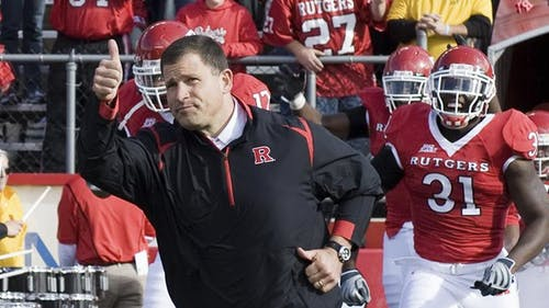 Head football coach Greg Schiano said Rutgers' roster will be released on Monday. – Photo by Rutgers.edu