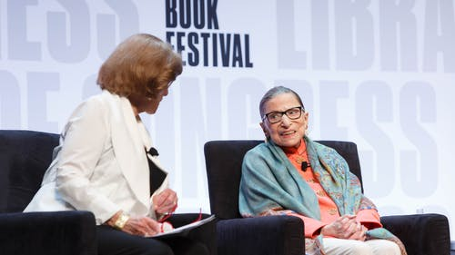 With the death of Supreme Court Justice Ruth Bader Ginsburg, many wish to mourn her. Doing so effectively can only be achieved at the ballot box. – Photo by Wikimedia