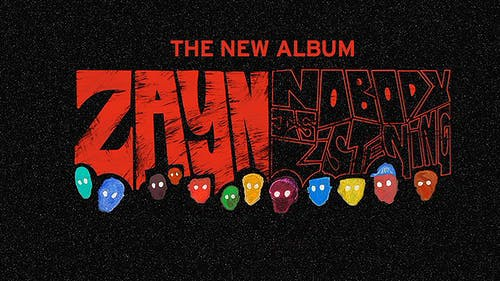 """From designing the album's artwork to delving into themes of love and romance, """"Nobody Is Listening"""" is singer Zayn Malik's most intimate project to date. – Photo by Zayn / Twitter"""