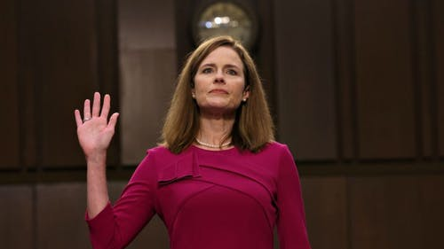 Amy Coney Barrett has recently been appointed to the Supreme Court, making the court more conservative than it has been in decades.  – Photo by Wikimedia