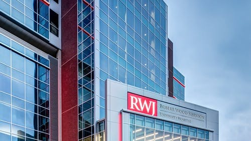 With the Integrated Practice Agreement, RWJBarnabas Health will take over the administration of clinical operations at Rutgers Health Robert Wood Johnson Medical School. – Photo by Robert Wood Johnson University Hospital / Twitter