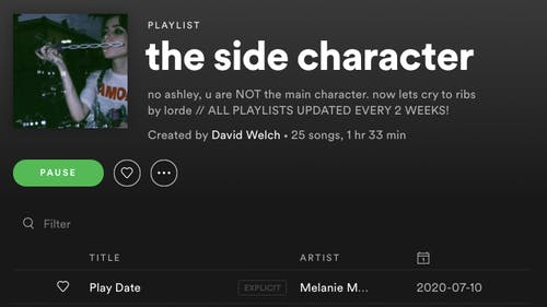 """Have you ever tried to put a feeling into words but just couldn't? Leave it to Spotify users to put those tip-of-the-tongue feelings into a super relatable playlist that knows """"the vibe."""" – Photo by Rania Rizvi"""