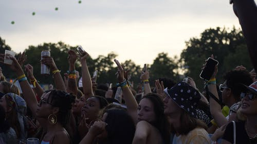 Governors Ball took place between Sept. 24 and Sept. 26 and brought in a crowd of more than 50,000 each day.  – Photo by Emma Garibian